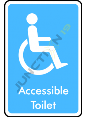 Accessible Toilet 3
