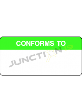 Conforms To
