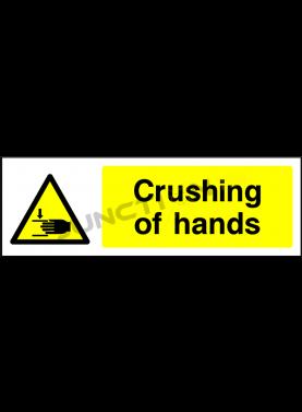 Crushing Of Hands