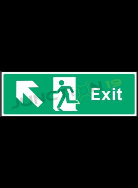 Exit Up Left