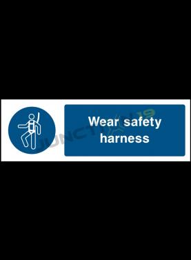 Wear safely harness