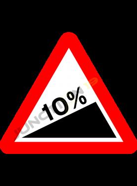 Road Traffic Warning 8
