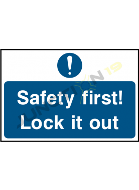 Safety First! Lock It Out