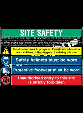 Site Safety Instruction 2