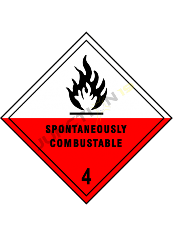 Spontaneously Combustable 4