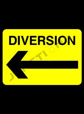 Diversion Left