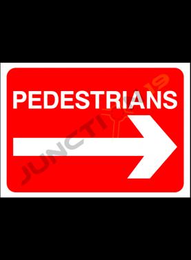 Pedestrians Right