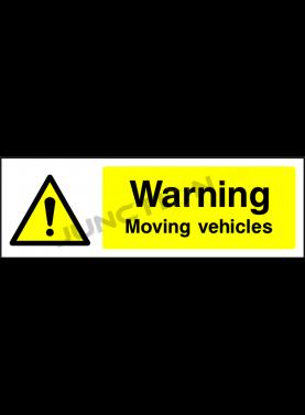 Warning Moving Vehicles