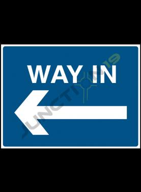 Way in Left